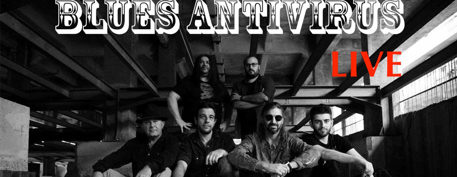 Blues Antivirus live@Yabanaki, ΚΥ 22/7
